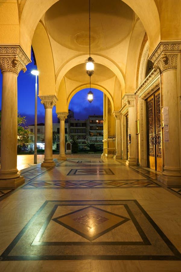 San Andrew di Patras immagini stock libere da diritti