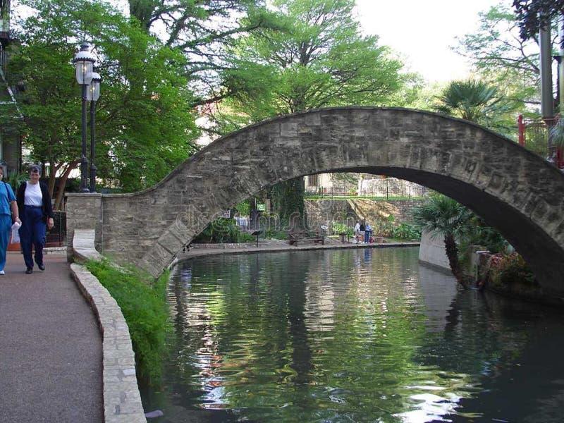 San Antonio stock image