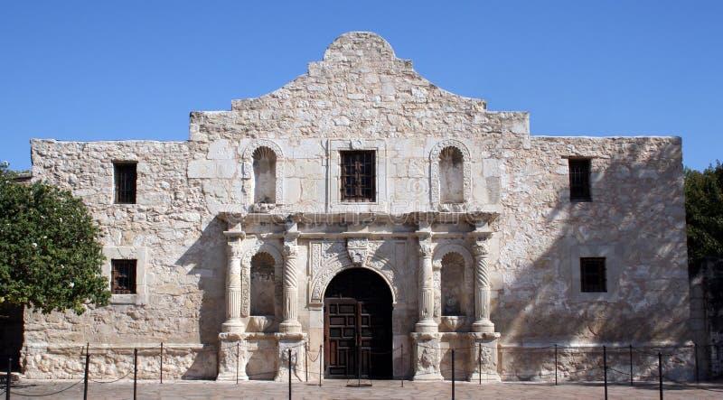 San Antonio alamo fotografia stock