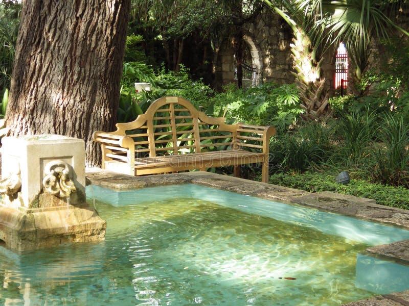 San Antonio, Alamo image stock