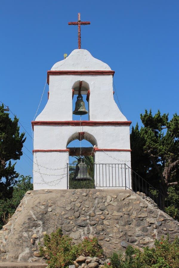 San Antonio De Pala Misja w Kalifornia fotografia stock