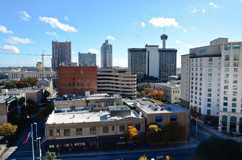 San Antonio du centre image libre de droits