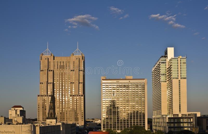 San Antonio, le Texas images libres de droits