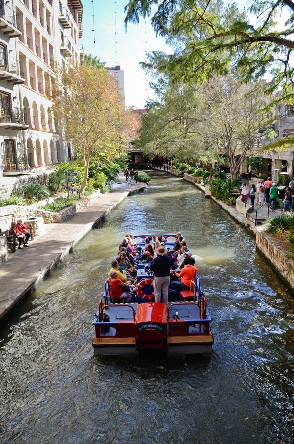 San Antonio Riverwalk imágenes de archivo libres de regalías