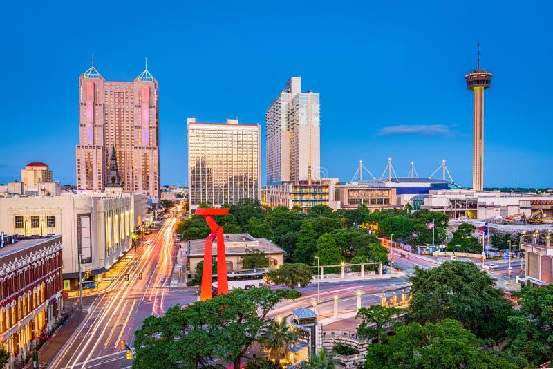 San Antonio, Teksas, usa obrazy stock
