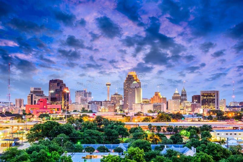 San Antonio, Texas, EUA imagem de stock royalty free