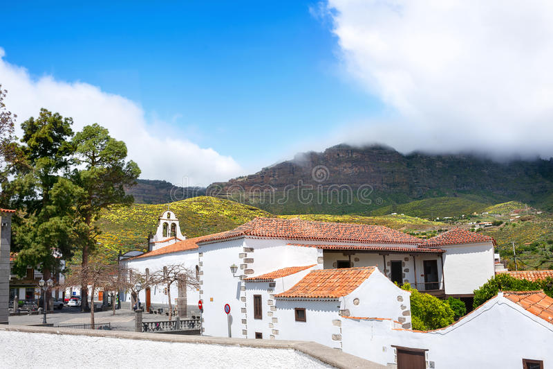 SAN Bartolome de Tirajana canaria gran Ισπανία στοκ φωτογραφίες με δικαίωμα ελεύθερης χρήσης