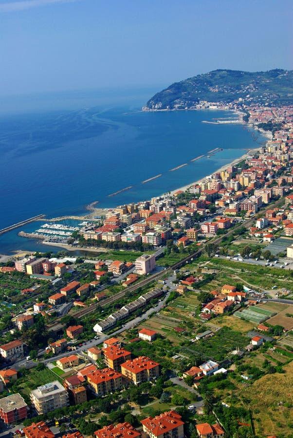 San Bartolomeo al Mare royalty free stock images
