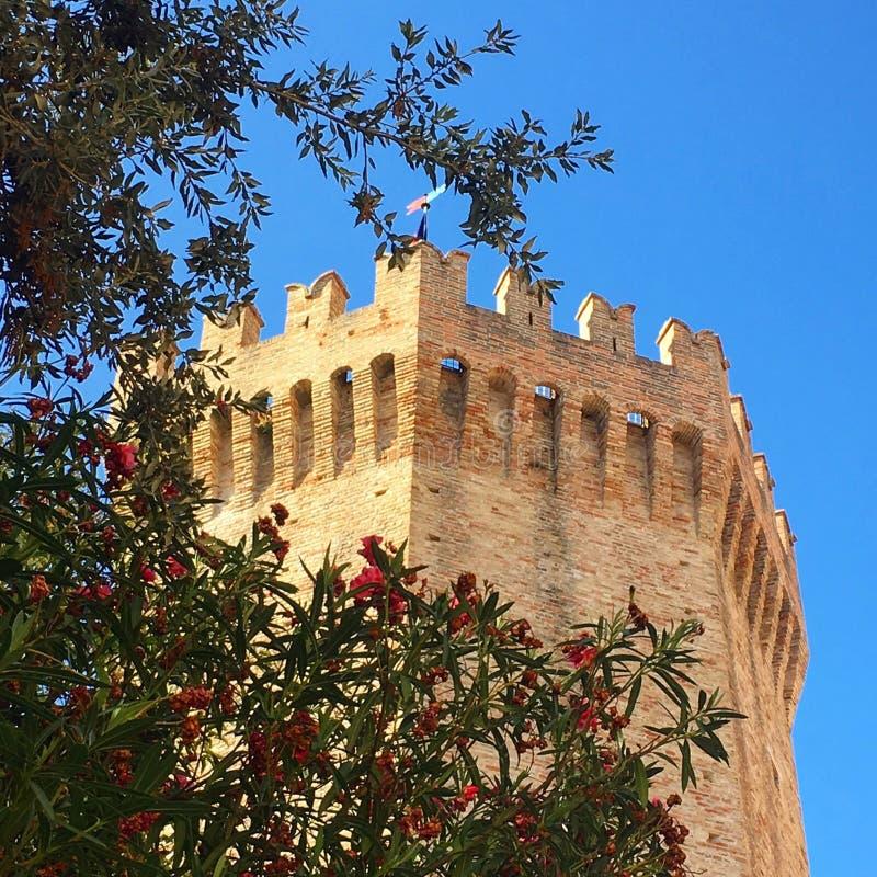 San Benedetto del Tronto foto de archivo
