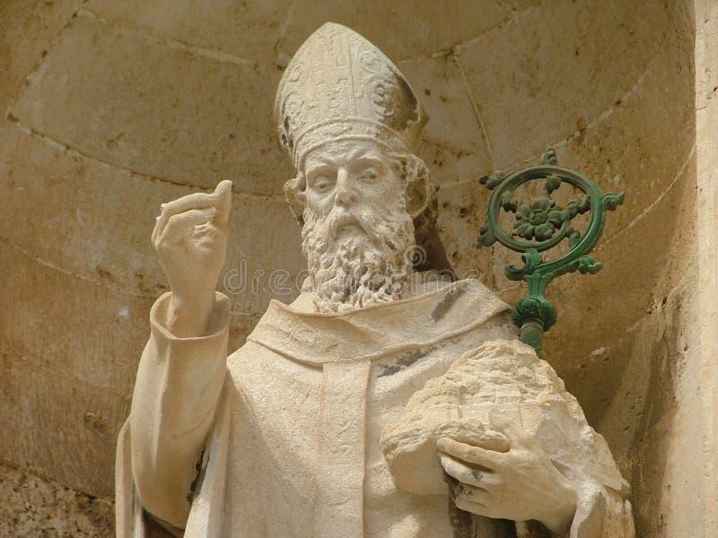Download San Blaise fotografia stock. Immagine di busto, croatia - 208168