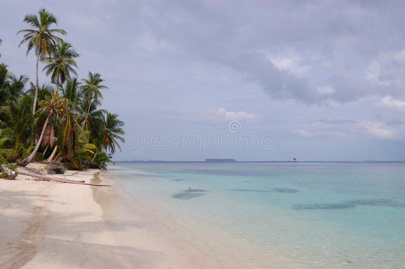 San Blas Islands Panama arkivfoto