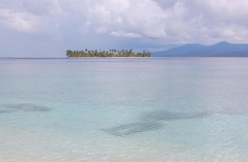 San Blas Islands Panama photo stock