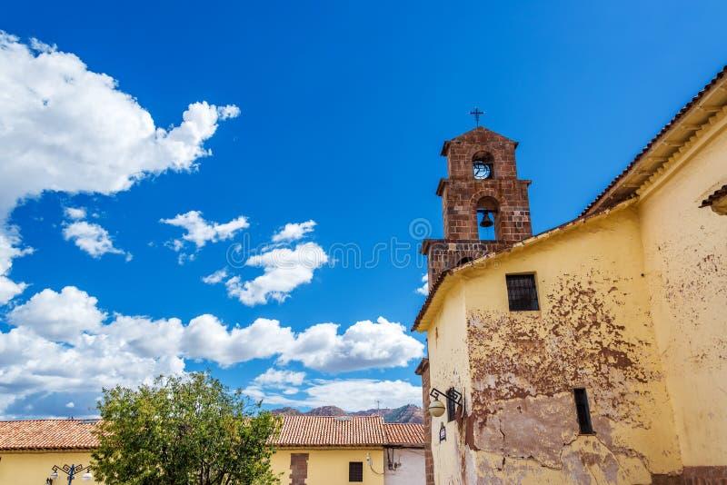 San Blas kościół obraz royalty free