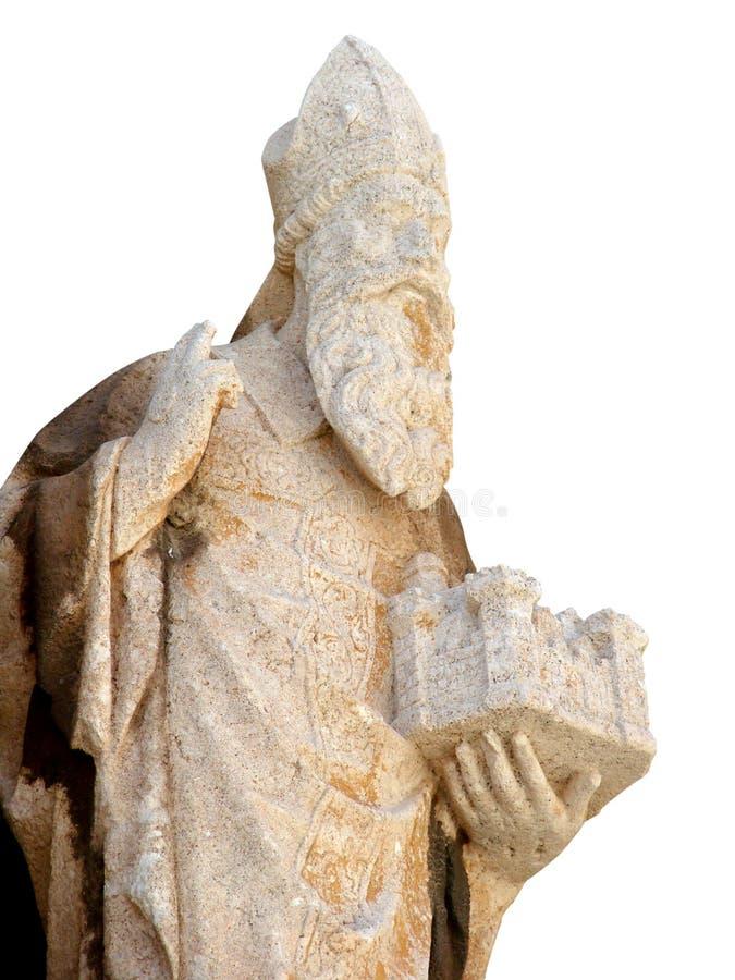 San Blasius Dubrovnik fotografie stock