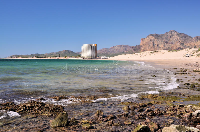 Download San Carlos Beach, Sonora Mexico Royalty Free Stock Images - Image: 11920599