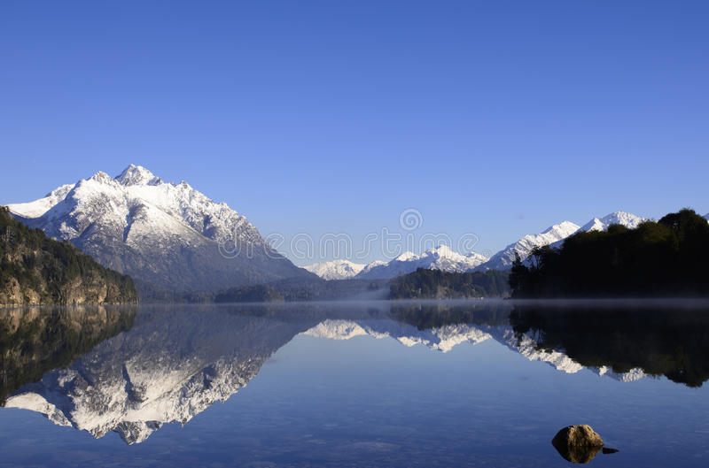 San Carlos De Bariloche, Argentyna obrazy royalty free