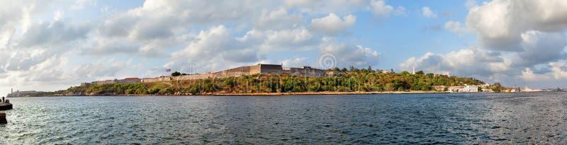 San Carlos de la Cabana Fort imagens de stock royalty free