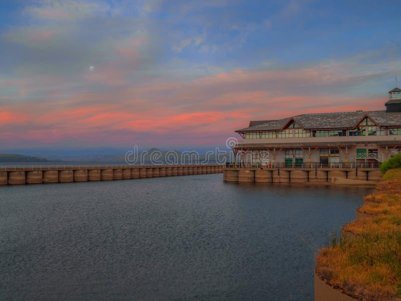 San Carlos port zdjęcie royalty free