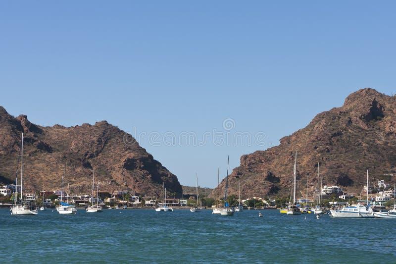 San Carlos, Sonora México imagens de stock