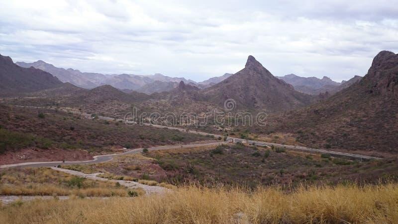 San carlos, Sonora. royalty free stock photography