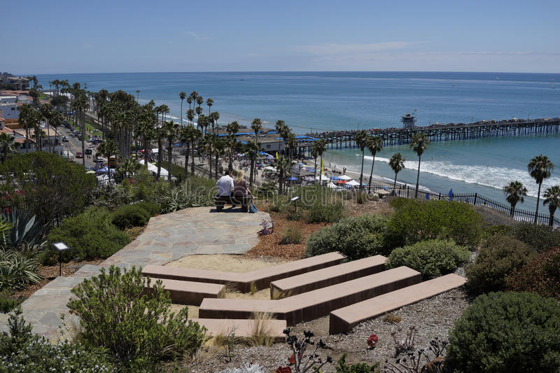 San Clemente California royalty free stock photography