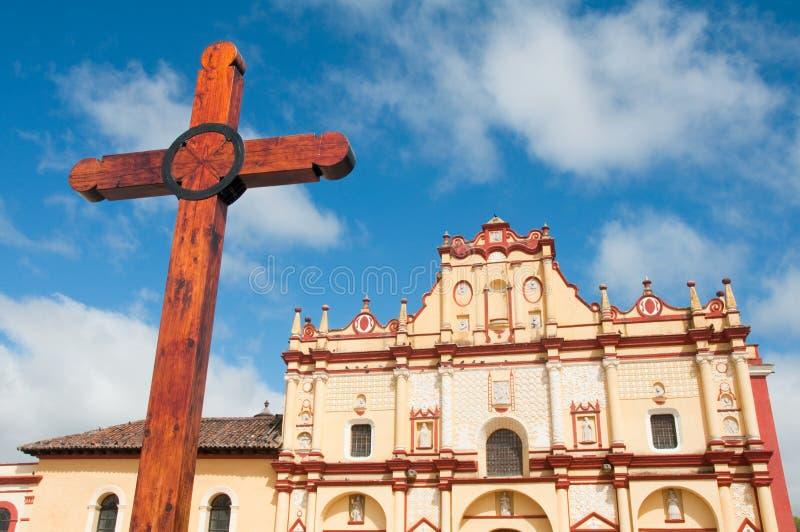 San Cristobal大教堂    免版税库存图片