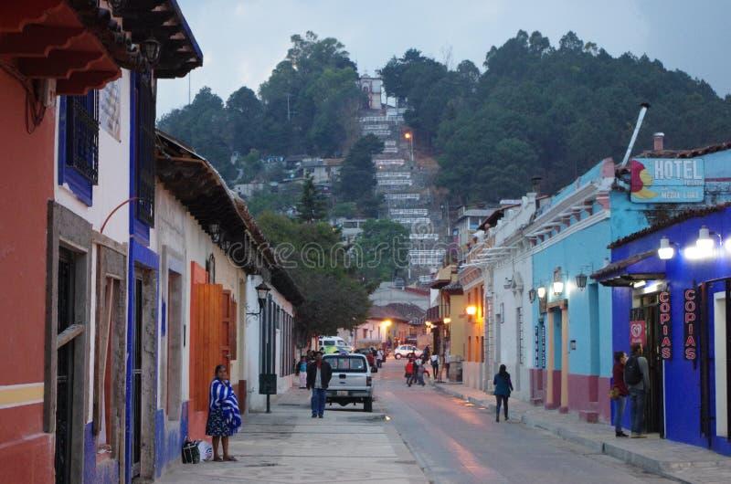 San Cristobal royalty-vrije stock fotografie