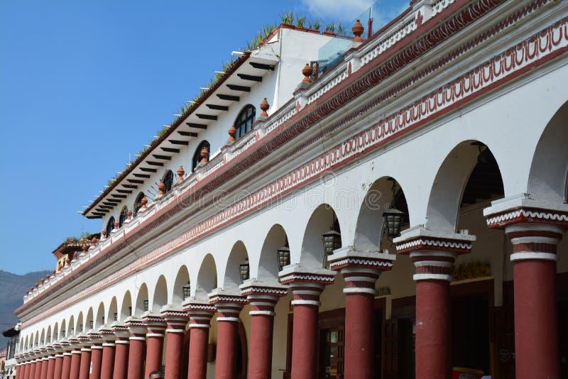 San Cristobal de Las Casas Chiapas Mexico immagine stock