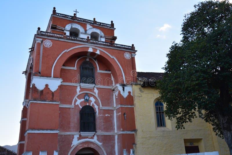 San Cristobal de Las Casas Chiapas Mexico fotografia stock