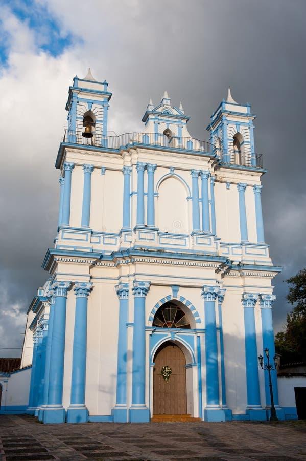 San Cristobal de Las Casas, Chiapas, Mexiko. stockfotos