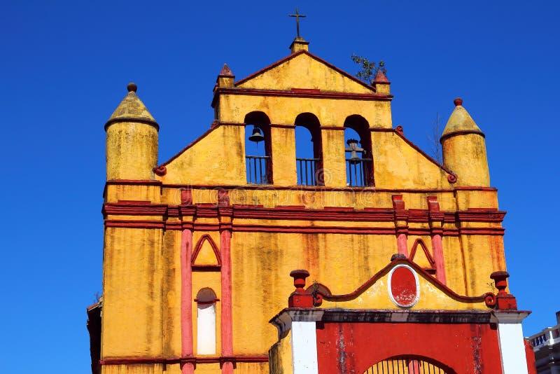 San Cristobal de Las Casas II arkivfoto