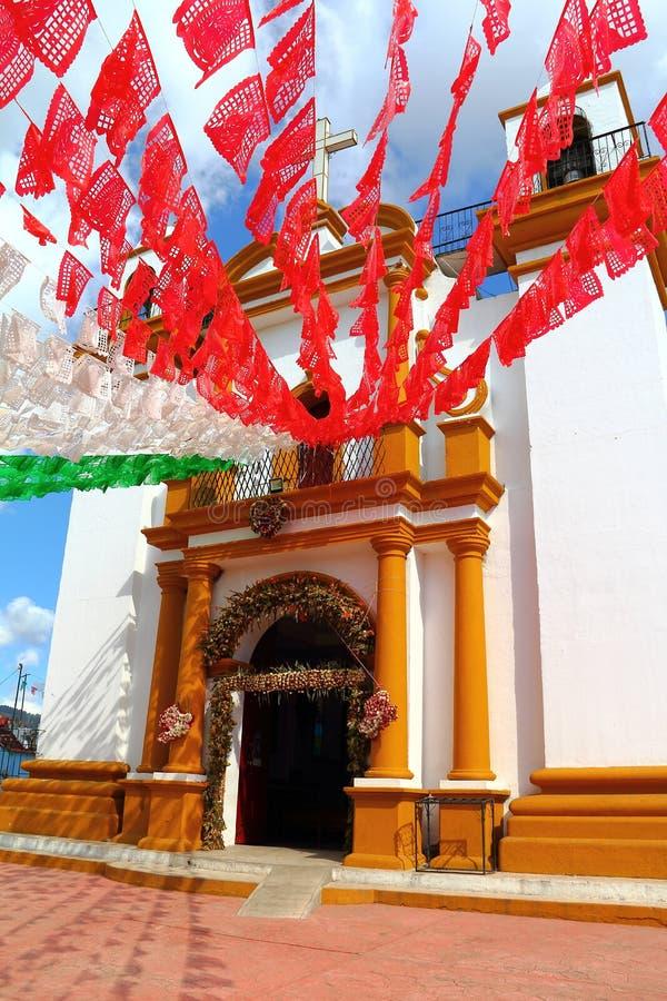 San Cristobal de Las Casas IX arkivfoton