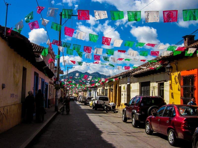 San Cristobal de Las Casas, Messico immagini stock libere da diritti