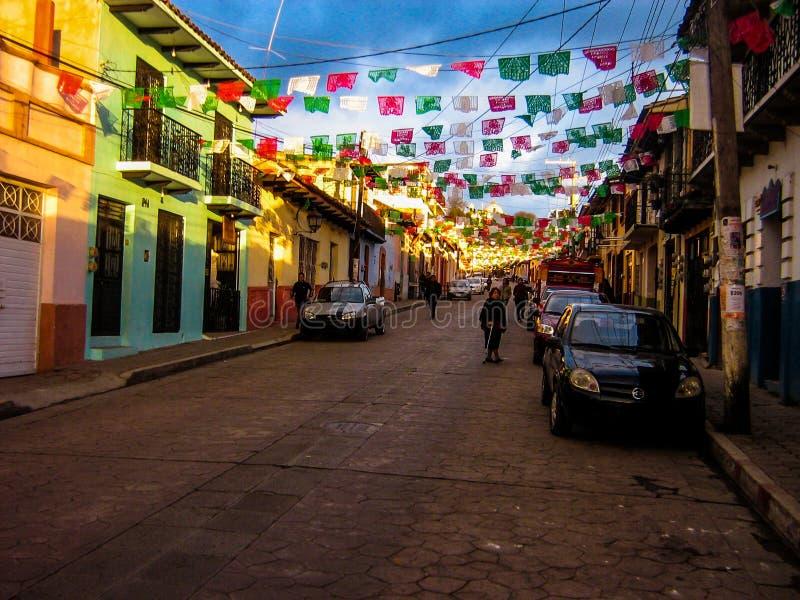 San Cristobal de Las Casas, Messico fotografia stock