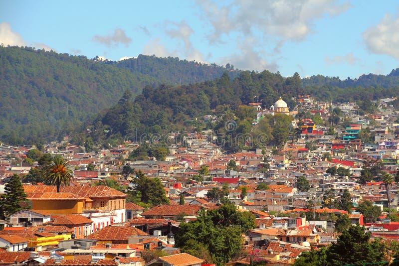 San Cristobal de Las Casas VI royaltyfria bilder
