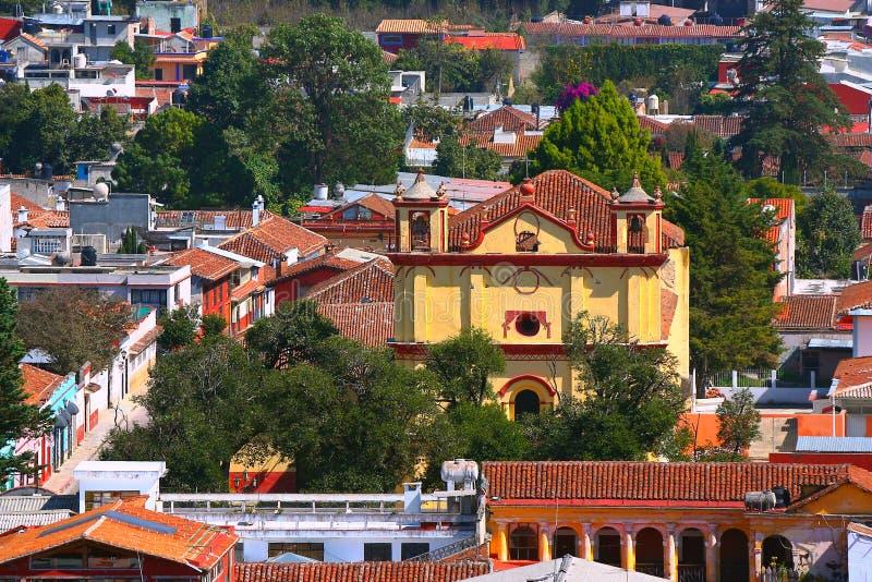 San Cristobal de Las Casas VII arkivfoton