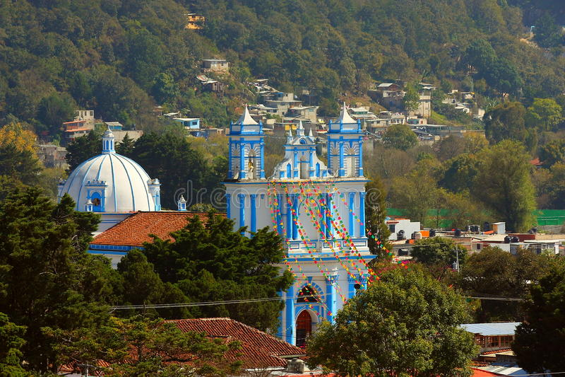 San cristobal De Las Casas VIII fotografia stock
