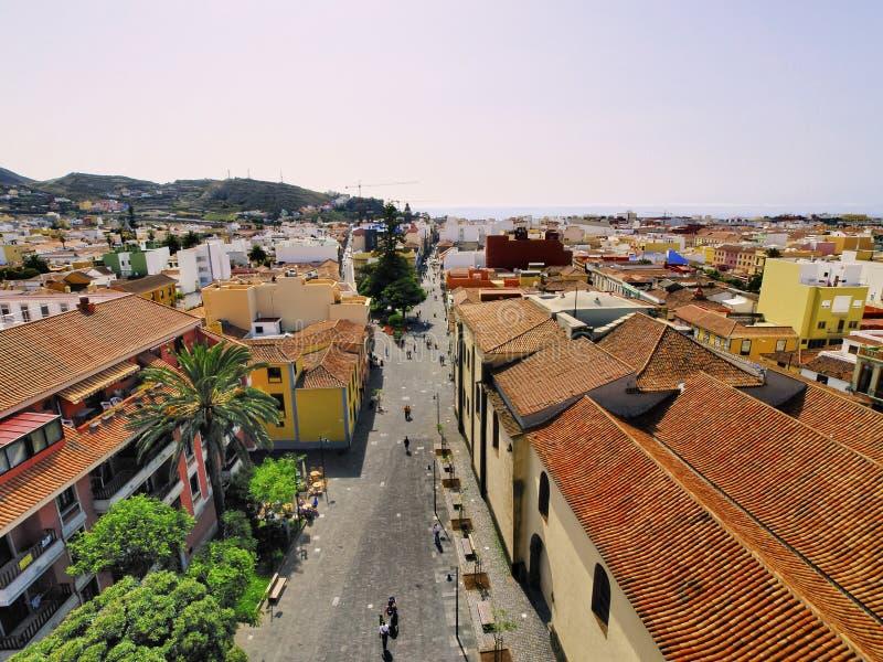 San Cristobal, Tenerife immagine stock libera da diritti