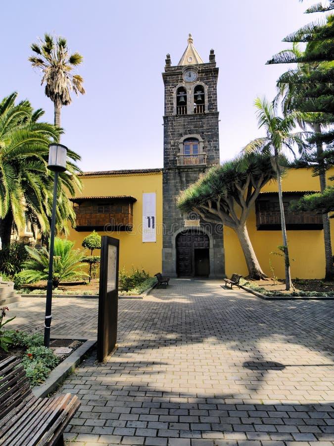 San Cristobal Tenerife arkivfoto