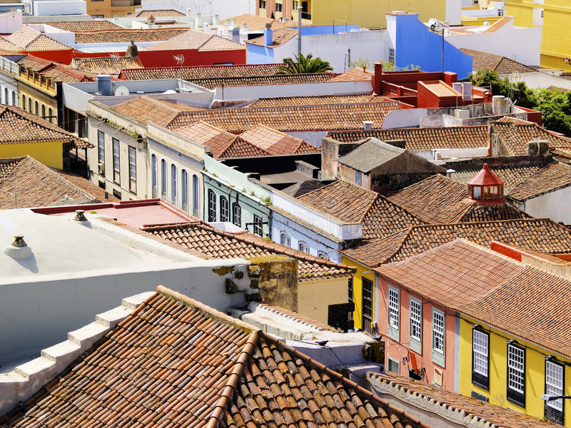 San Cristobal, Tenerife fotografia stock