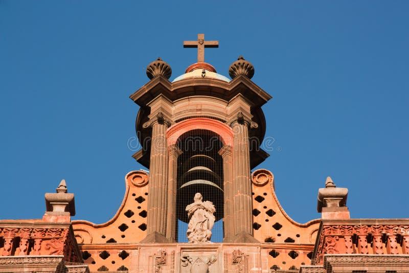San-de kathedraal van luispotosi royalty-vrije stock fotografie