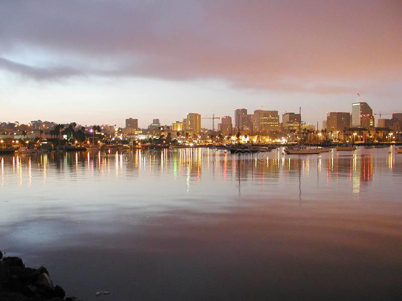 San Diego 4 stockbild