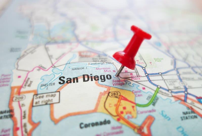San Diego photographie stock