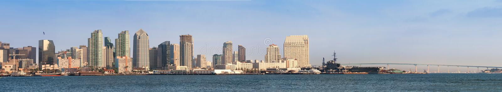 San Diego Bay royalty free stock image
