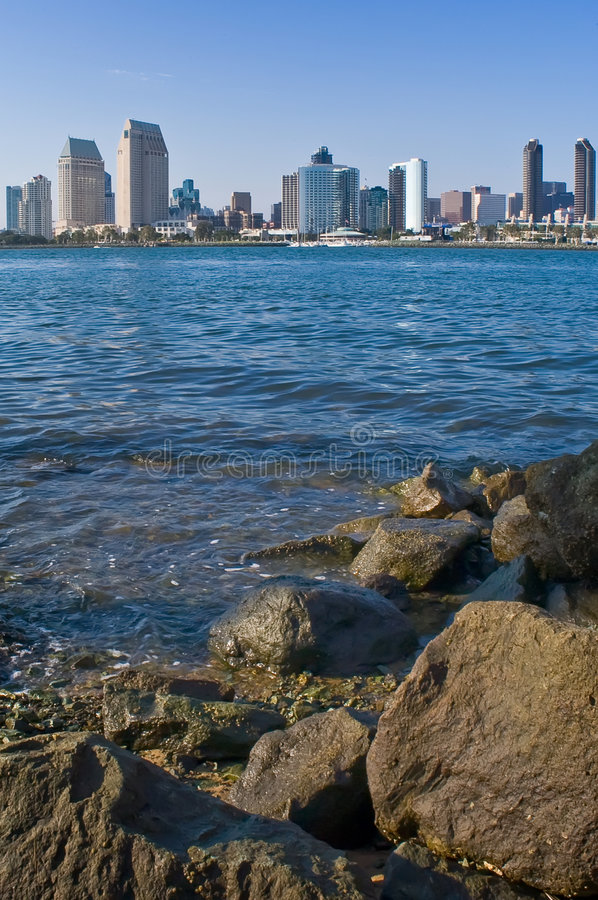 Download San Diego Bay stock photo. Image of shore, city, ocean - 5310496