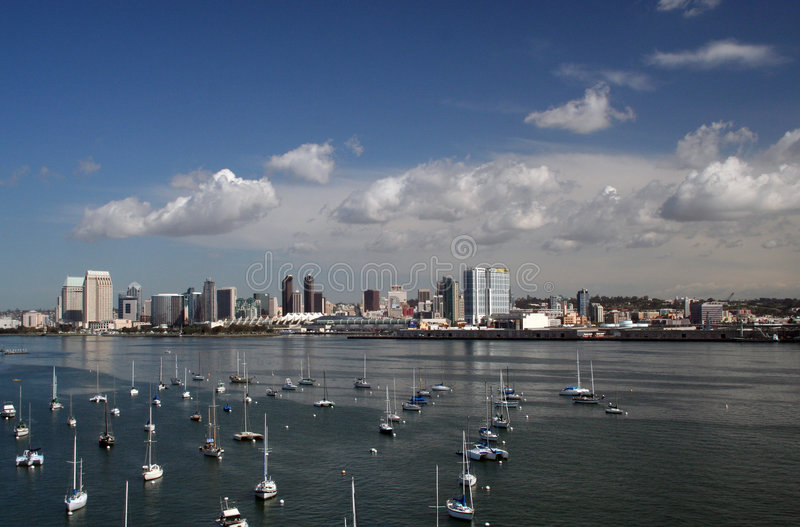 San Diego Bay stock photos
