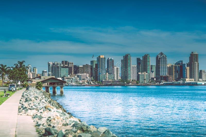 San Diego Bay Area imagen de archivo