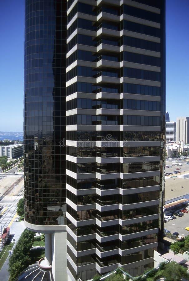 San Diego céntrica imágenes de archivo libres de regalías