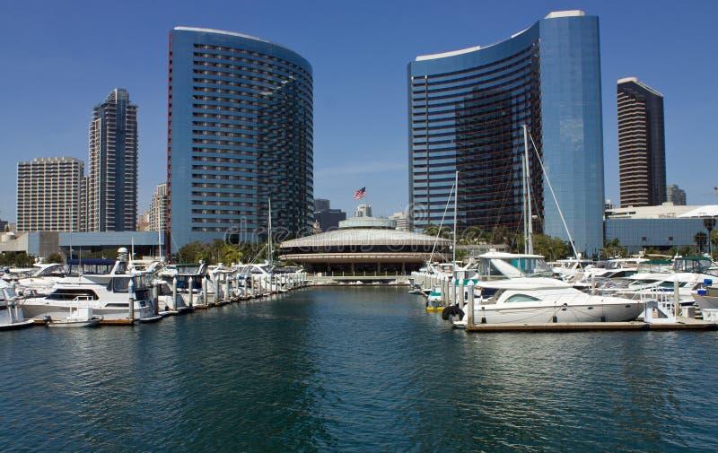 Download San Diego céntrica foto de archivo. Imagen de diego, exterior - 41915320