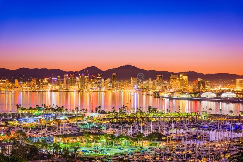 San Diego, Califórnia foto de stock royalty free